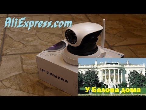 Краткий обзор IP-камеры ICAM-608 на Aliexpress.