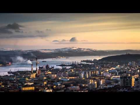 Murmansk Timelapse