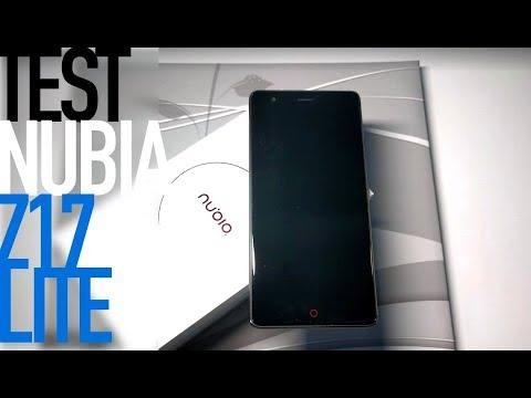 Test Nubia Z17 Lite : un design premium pour 200 euros