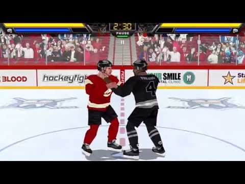 Hockey Fight Pro APK Cover
