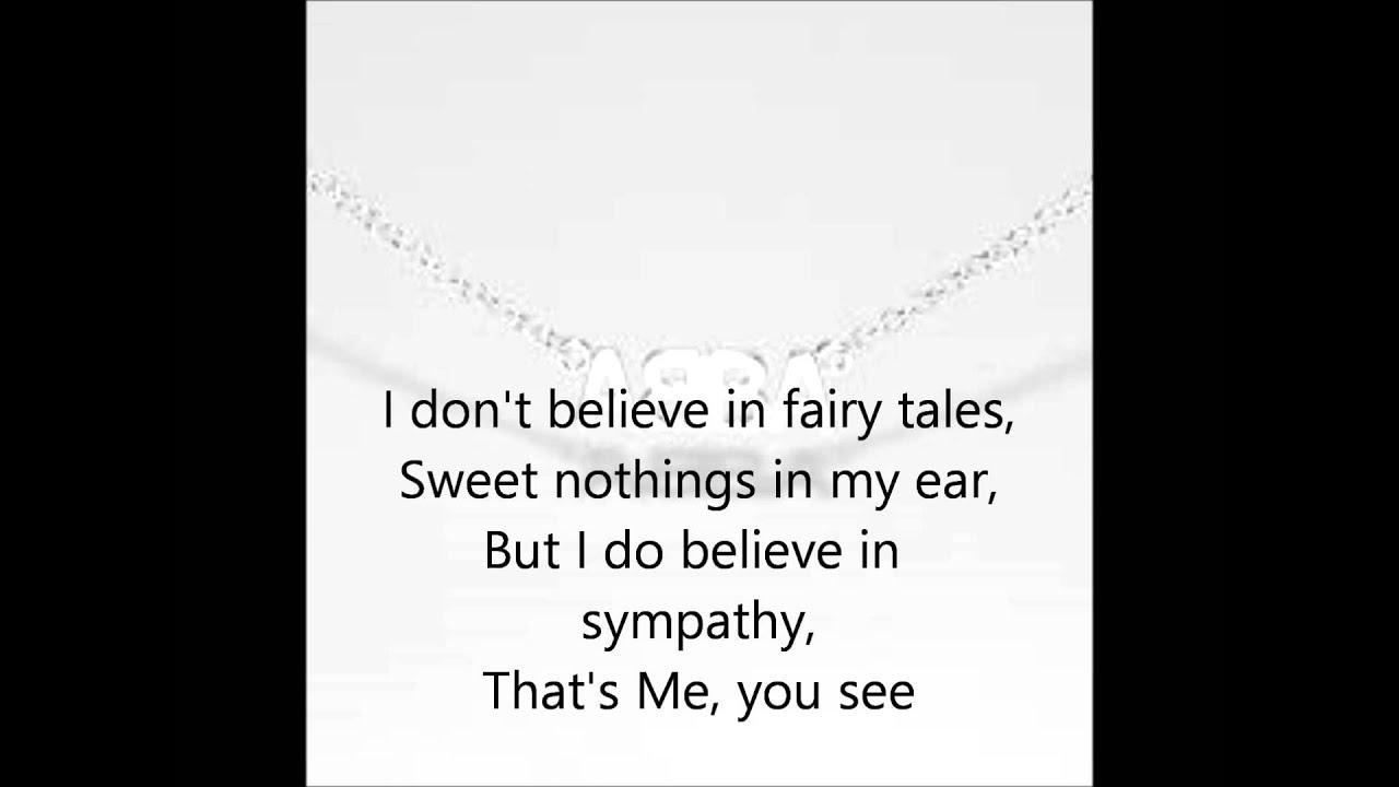 That's Not Me lyrics by Aaron Yan - original song full ...