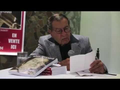 Regis Lévesque: conférence de presse intégrale lancement de son livre | Montreal.TV