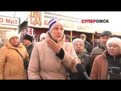 На Ленинском рынке Омска назревает «Бирюлево». Часть 2