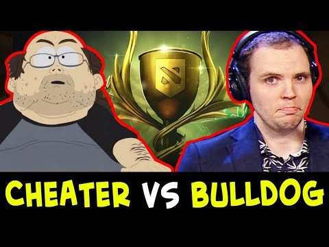 Rich CHEATER vs AdmiralBulldog, Gorgc and Zai — Battle Cup