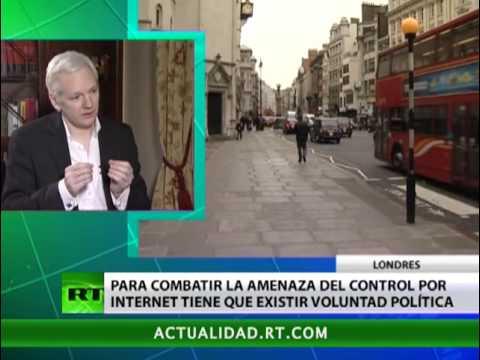 Entrevista con Julian Assange, el fundador de Wikileaks