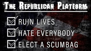 Apparently The Puritans Wrote The GOP Platform For 2016