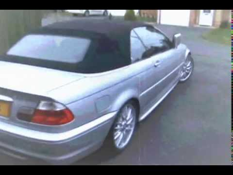 Bmw E46 330ci Sport Convertible How To Save Money And Do