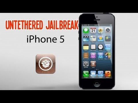 Jailbreak iphone 5 free