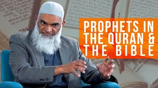 Video: Prophets in the Bible & Quran - Shabir Ally