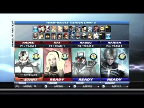PS All-Stars Lobby Event [Team X vs Square]