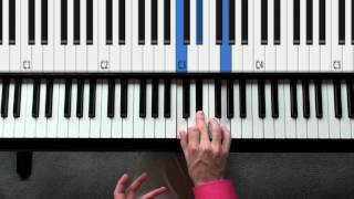 Learn These 12 Major & Minor Chords First - Beginning Piano Day Three