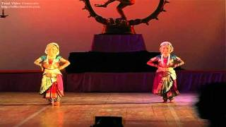 youngest dancers in the world to perform conventional arangetram in Bharatanatyam
