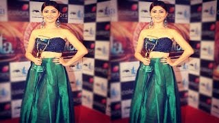 Rubina Dilaik AKA Soumya Wins Best Actress Award | #TellyTopUp