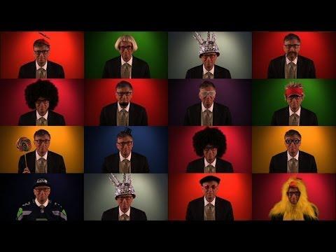 מיליארדר ביל גייטס מראה איך בדיוק עושים סרטון ויראלי ברשת!