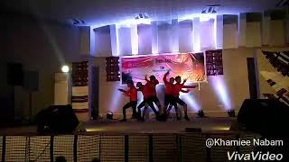 K-Pop contest 2018 regional round Mizoram Winners