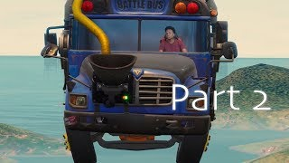 Thanking the bus driver (Part 2) w/ CalebCity