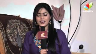 Jannal Oram - Poorna Shares experience on jannal oram   Interview   Tamil Movie