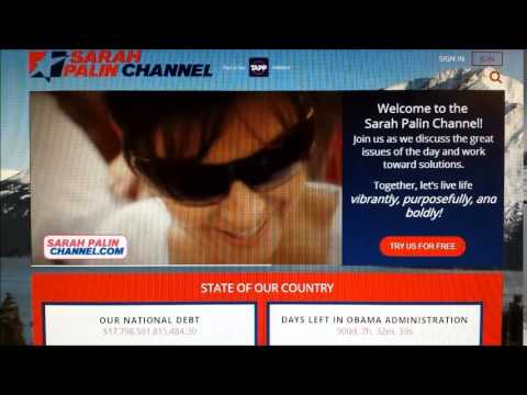 Sarah Palin Channel (Presentacion en Espanol)