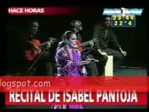 Jose Deluna con Isabel Pantoja_Inocente Porbre Amiga_2009