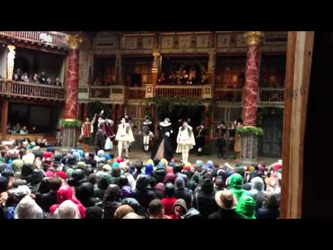 Twelfth Night - The Globe video