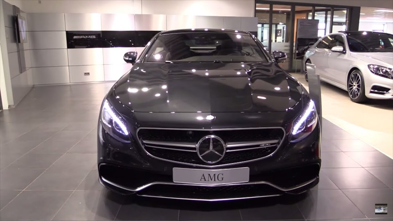 Mercedes benz s63 amg coupe 2016 in depth review interior for Mercedes benz s63 amg coupe