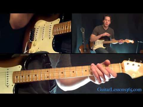 Centerfield Guitar Lesson - John Fogerty - Famous Riffs