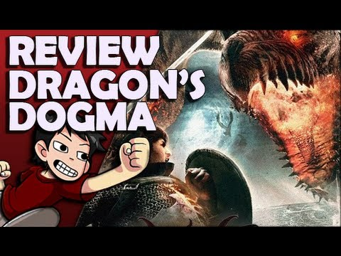 Dragon's dogma - Review Pah Hora