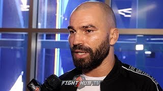 """ARTEM LOBOV'S IMMEDIATE REACTION TO PAULIE SPITTING AT HIM """"HE WILL PAY FOR EVERY SINGLE MISTAKE"""""""