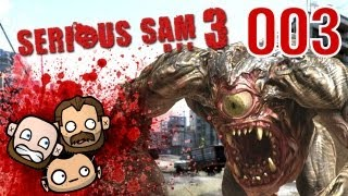 LPT: Serious Sam 3 #003 - Red Scorpion [720p] [deutsch]