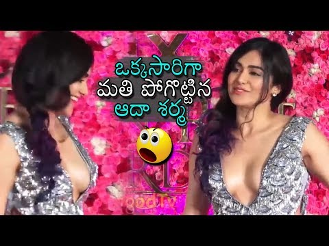 Adah Sharma Mind Blowing Dressing   Tollywood Film Industry   Daily Culture