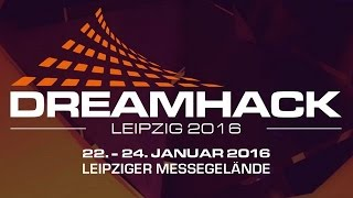 DreamHack Leipzig 2016 StarCraft 2 Groups: Dayshi (T) vs Majestic (P)
