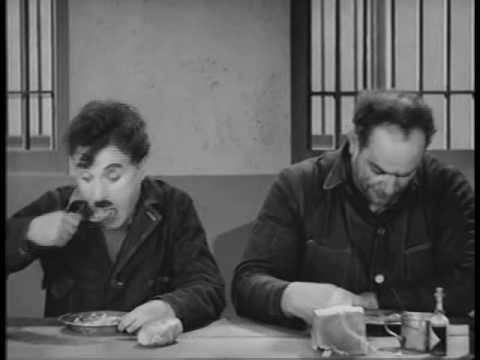 Charlie Chaplin On Cocaine - ModernTimes 1936