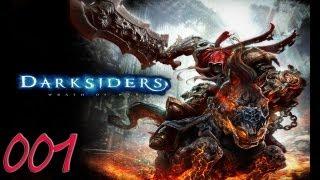 Let's Play Darksiders #001 [Deutsch] [HD] [Blind] - Es herrscht Krieg!!!