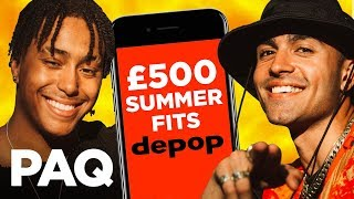 £500 Depop Summer Streetwear Challenge! | PAQ EP#36 | A Show About Streetwear