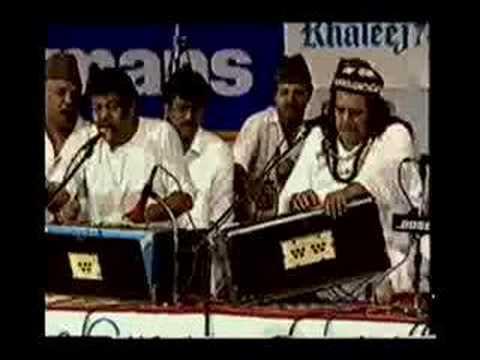 Sabri Brothers - Tajdar-e-Haram Part 35