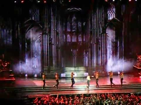 Madonna - Girl Gone Wild Mdna Tour Opening First Act 31.5.12 Israel video