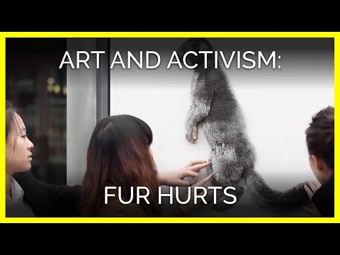 Fur Hurts—Art and Activism Collide