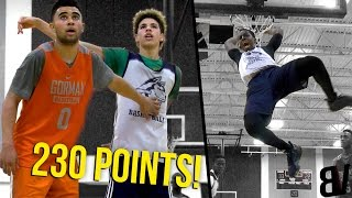 230 Points in a Game!? Chino Hills VS Bishop Gorman Full Highlights | theLEAGUE Final Week