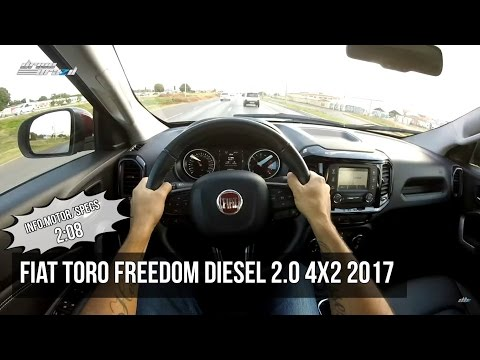 Fiat Toro 2017 - POV
