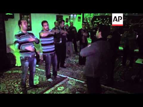 Shiite Muslims mark Ashoura in Baghdad and Tehran