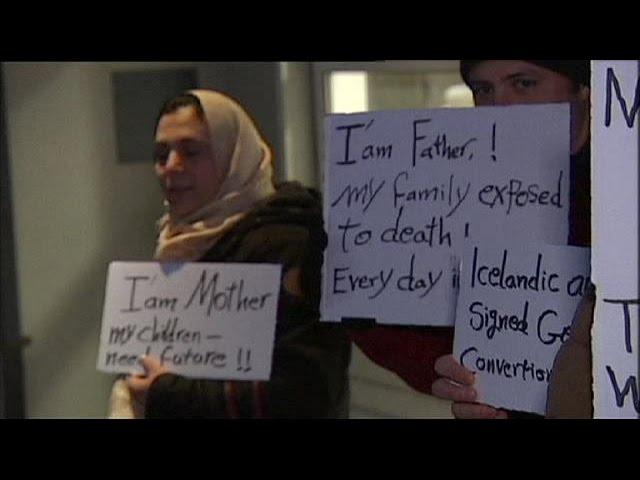 Islande : élan de solidarité envers les réfugiés