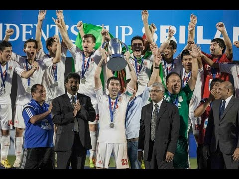 Winner Group A vs Winner Group B - AFC President's Cup 2014 (Final) Follow all the action from the AFC Champions League: Facebook: http://goo.gl/b8Qj7E Insta...