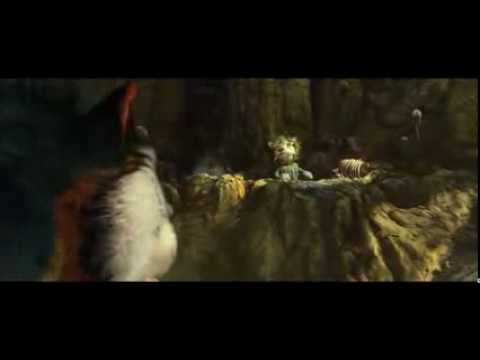 The Croods - Macawnivore (Cute scenes)