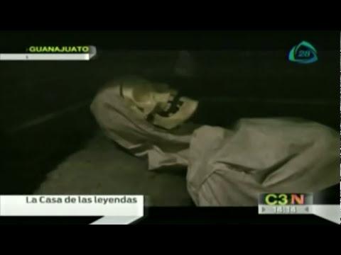Casa de las leyendas, un lugar enigmático de Guanajuato