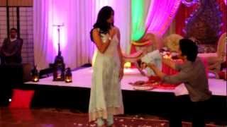 Sophia & Rizwan's Mendhi Skit--The Guy's Perspective