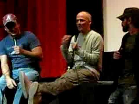 Three O'Clock High Q&amp;A, Part 5/5 - Seth Green Film Fest