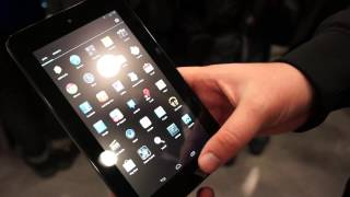 Hands On With The HP Slate 7 At MWC 2013