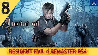 RESIDENT EVIL 4: REMASTER - PS4  - (Ate Zerar)  PARTE #8