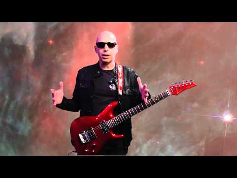 Episode #1 (Premonition) - Joe Satriani Black Swans and Wormhole Wizards Song Podcast