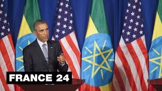 Barack Obama praises Ethiopia's fight against Al-Shabaab islamists